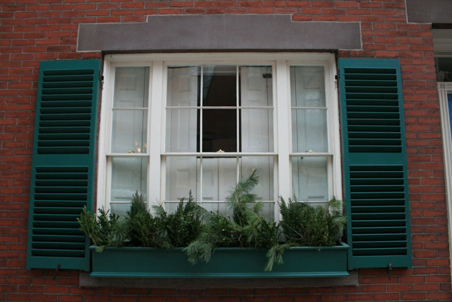 Replacement of Brownstone Window Sills